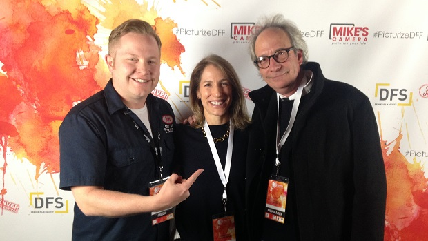David Beck (right) and Olympia Stone are the guests on Ep 80 of Jon of All Trades. They are, respectively, the subject and director of the documentary Curious Worlds.