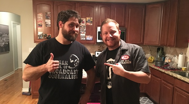 Nick Gossert, the creator, booker, and referee at Lucha Libre & Laughs is the guest on Ep. 121 of the Jon of All Trades Podcast, debuting January 18, 2017.