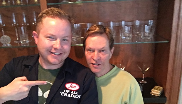Jeff Julin is guest on Pt. 1 of the 3-Year Anniversary of the Jon of All Trades Podcast, debuting on March 15, 2017.