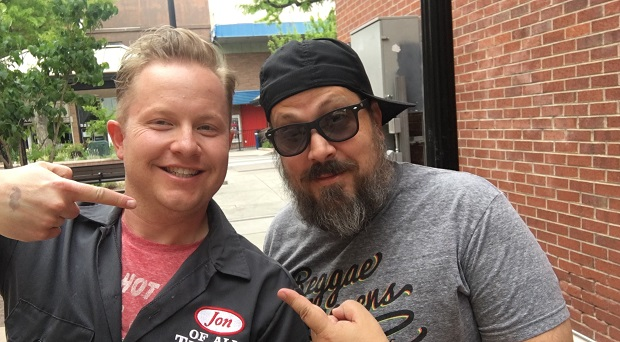 Vinnie Fiorello is the drummer and lyricist of Less Than Jake, and he's the guest on Ep. 175 of the Jon of All Trades Podcast, debuting May 16, 2018.