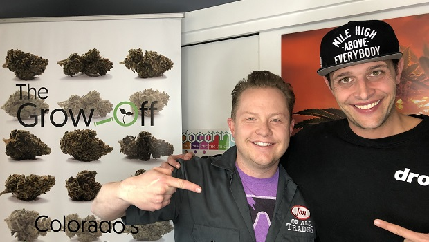 Jake Browne is the Co-Founder of The Grow-Off, and former pot critic at The Cannabist of the Denver Post. He returns to Ep. 204 of the Jon of All Trades Podcast, debuting January 16, 2019.