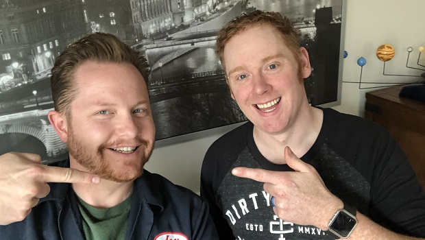 Nick McQuik is a comedian, entrepreneur, former mechanic and all-around great dude. He's the guest on Ep. 217 of the Jon of All Trades Podcast, debuting June 26, 2019.
