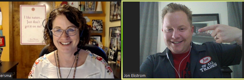 Betsy Wiersma is a serial entrepreneur and founder of CampExperience Network, and she's the guest on Ep. 258 of the Jon of All Trades Podcast debuting July 15, 2020.